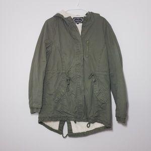 Ambiance Winter Wear Utility Jacket